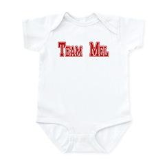 Team Mel (Plain) Infant Bodysuit