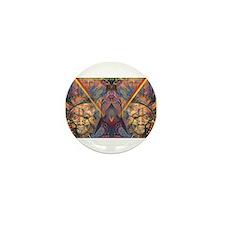 African Magic Mini Button