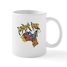 Graffiti Mighty Bee Mug