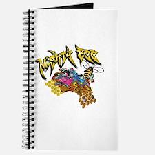 Graffiti Mighty Bee Journal