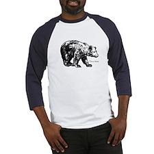 I'm a Bear! Baseball Jersey T-Shirt