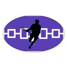 Lacrosse Iroquois Nation Decal