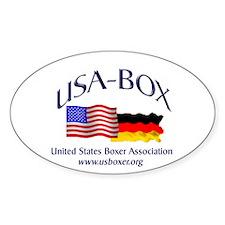 USA-BOX Decal