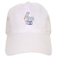 I Stand With Israel - Baseball Cap