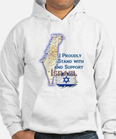I Stand With Israel - Hoodie