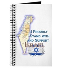 I Stand With Israel - Journal