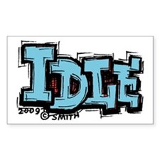 Idle Decal
