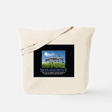Management Tote Bag