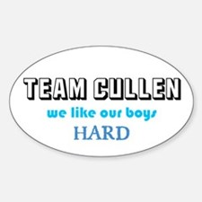 Team Cullen Decal