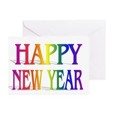 JEWISH HAPPY NEW YEAR Greeting Cards (Pk of 10)