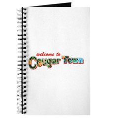 Welcome to Cougar Town Journal