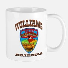 Williams Police Mug