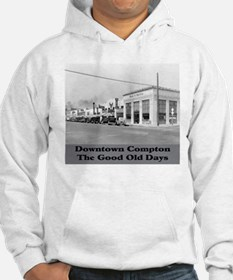 Downtown Compton 1940s Hoodie