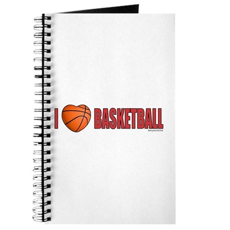 Basketball Love 2 Journal