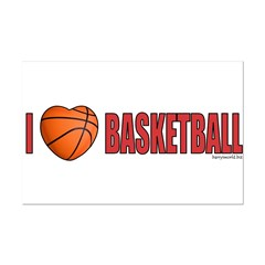 Basketball Love 2 Posters