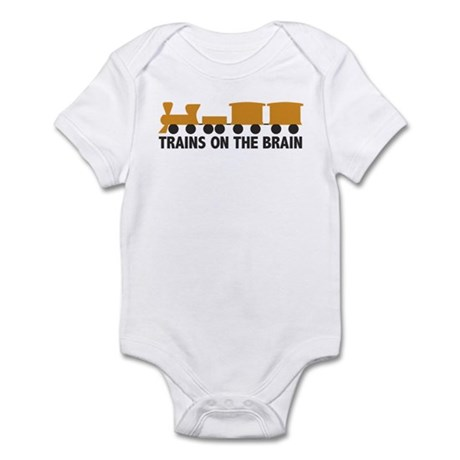 Trains On The Brain Infant Creeper