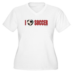 Soccer Love 2 T-Shirt