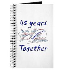 Cool Love bird wedding Journal