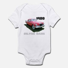 The Silver Hawk Infant Bodysuit