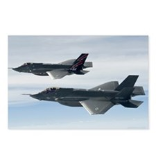 F35 Flight Postcards (Package of 8)