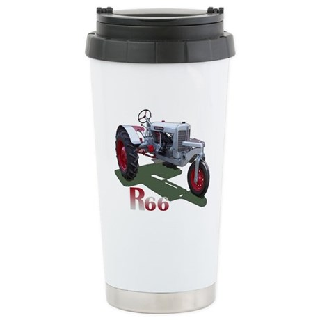 The Silver King R66 Stainless Steel Travel Mug