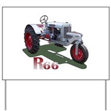 The Silver King R66 Yard Sign