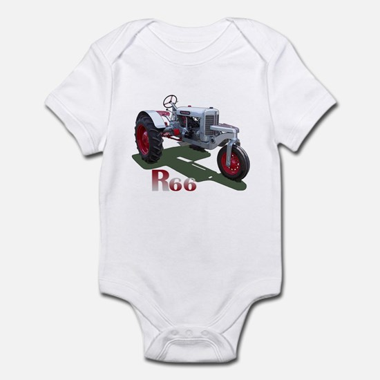 The Silver King R66 Infant Bodysuit