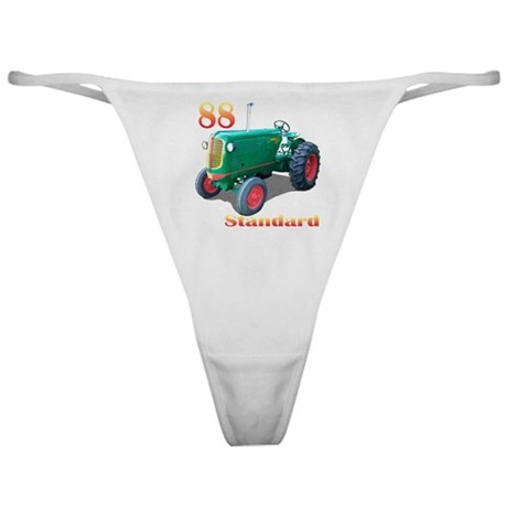 The 88 Standard Classic Thong