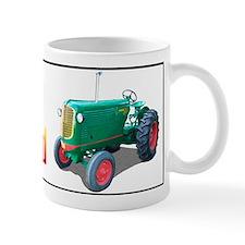 Unique Tractor pull Mug