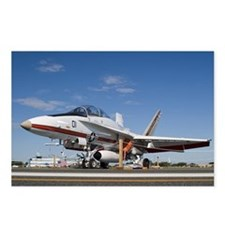 F18 TPS Postcards (Package of 8)