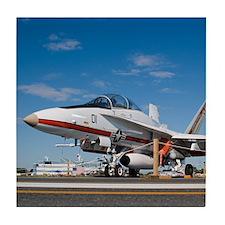 F18 TPS Tile Coaster