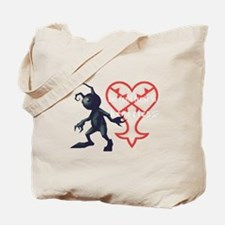 Cute Witty Tote Bag