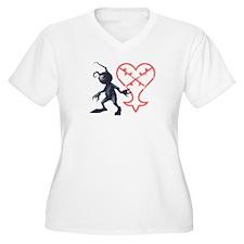 Cute Kingdom hearts T-Shirt