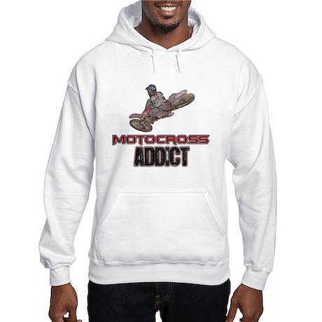 Moto X Addict Hooded Sweatshirt