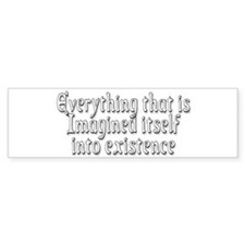 Everything Bumper Sticker