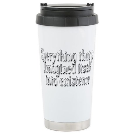 Everything Stainless Steel Travel Mug