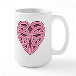 Bijii Heartknot Large Mug