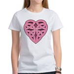Bijii Heartknot Women's T-Shirt