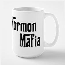 Mormon Mafia Large Mug