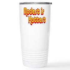 Modest is Hottest Travel Mug