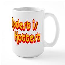 Modest is Hottest Ceramic Mugs