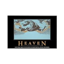 Heaven Rectangle Magnet