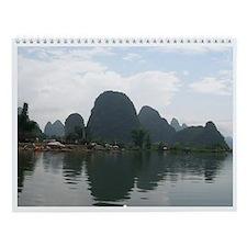 Guilin China Wall Calendar