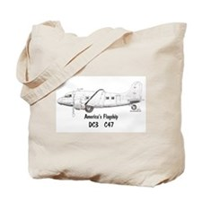 America's Flagship Tote Bag