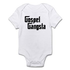 Gospel Gangsta Infant Bodysuit