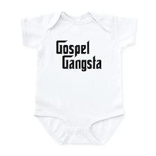 Gospel Gangsta Onesie