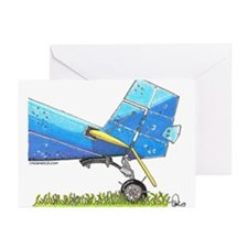Blue Tail Greeting Cards (Pk of 10)