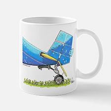Blue Tail Mug