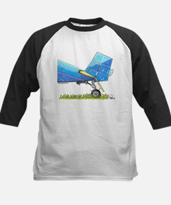 Blue Tail Kids Baseball Jersey