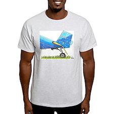 Blue Tail T-Shirt